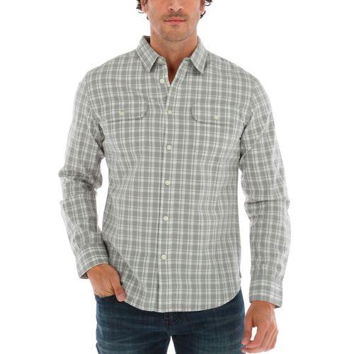 Camisa Hombre Buffalo Flannel L/S