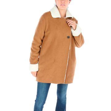Chaqueta Mujer Cozy Sherpa