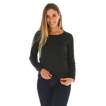 Sweater Mujer Lace Back