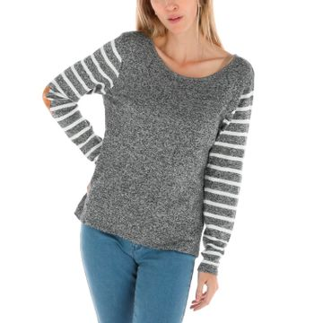 Sweater Mujer L/S Knit Top