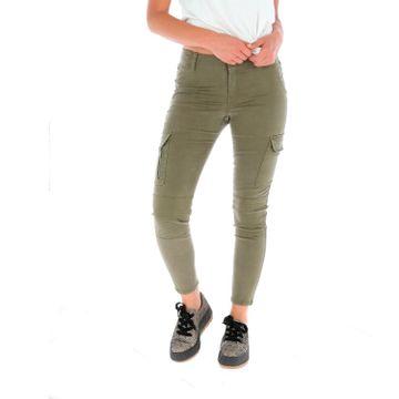 Pantalón Mujer Moto Cargo
