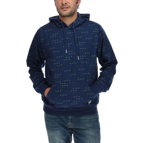 Polerón Hombre Printed Pullover