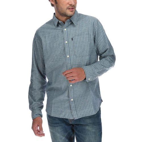 Camisa Hombre Bradshaw Roll Sleeve