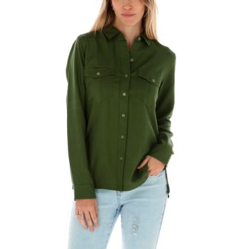 Blusa Mujer Sloan L/S Woven