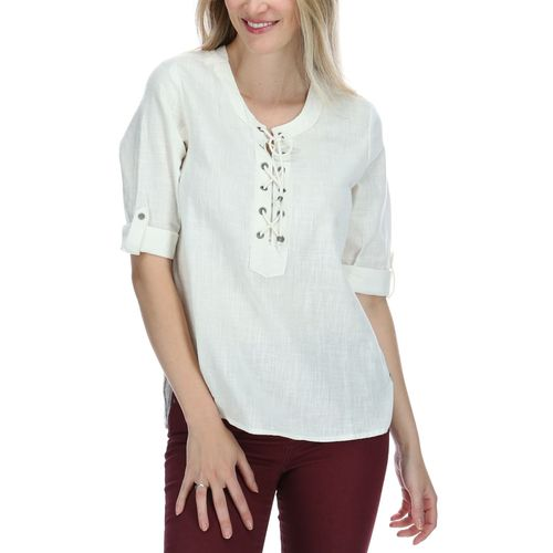 Blusa Mujer Clementine Woven
