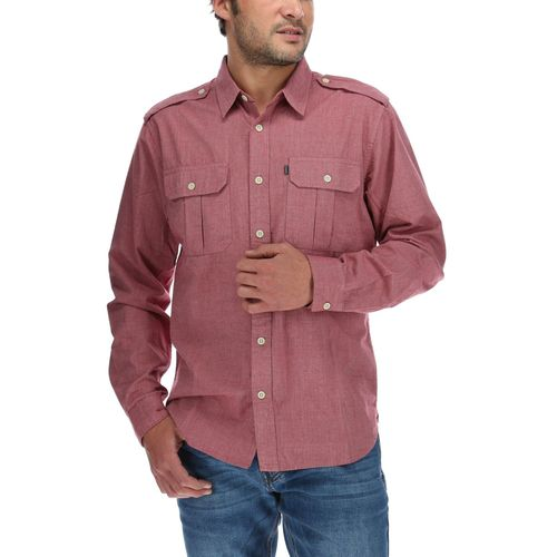 Camisa Hombre Field Chambray L/S