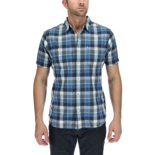 Camisa Hombre Ripstop Plaid S/S
