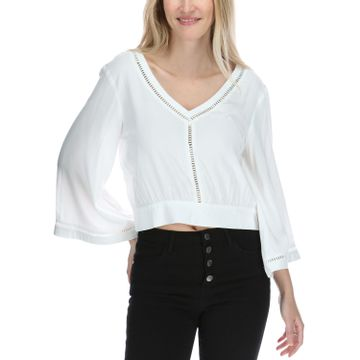 Blusa Mujer Annie L/S Woven
