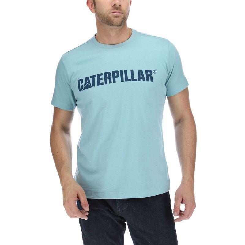 Polera-Hombre-Caterpillar-Logo