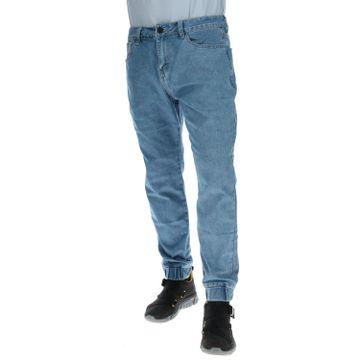 Jeans Hombre Denim Jogger Slim Fi