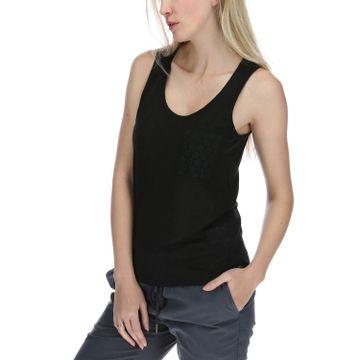 Polera Mujer Lace Pocket Tank