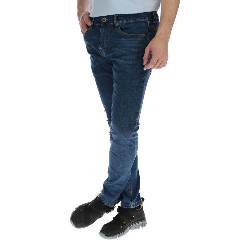 Jeans-Hombre-Coolmax-Skinny