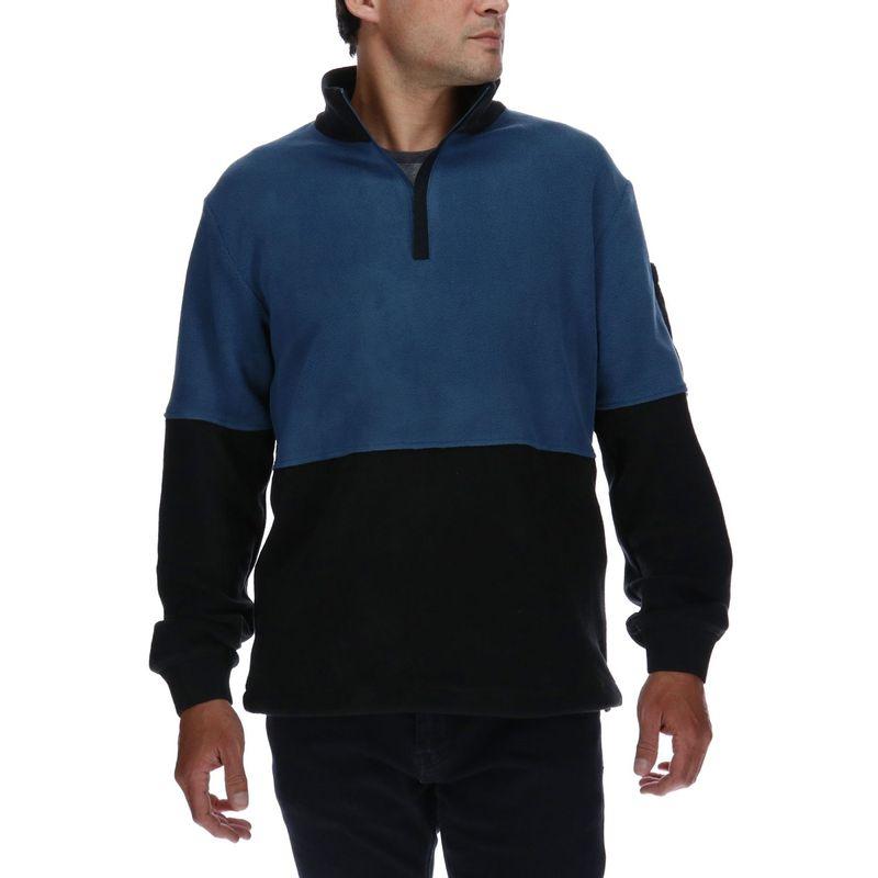 Polar-Hombre-Quarter-Zip-Fleece