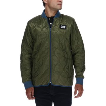 Chaqueta Hombre Quilted Bomber