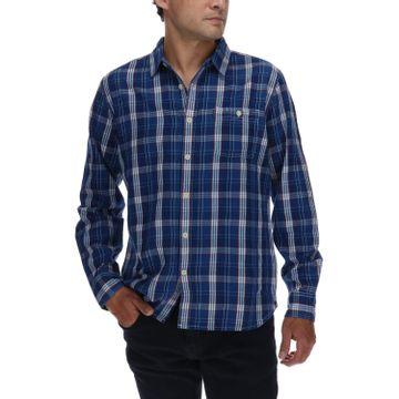 Camisa Manga Larga Hombre Standard