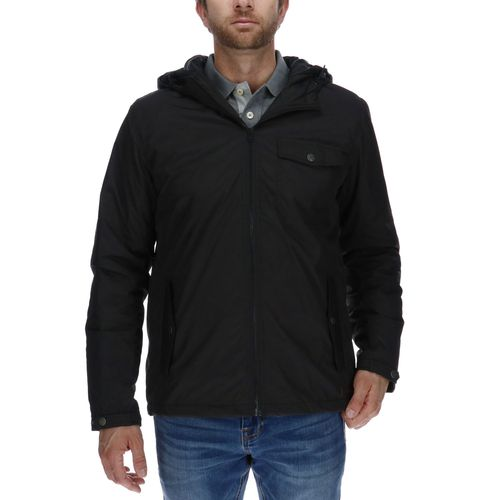 Chaqueta Hombre Stone Hooded