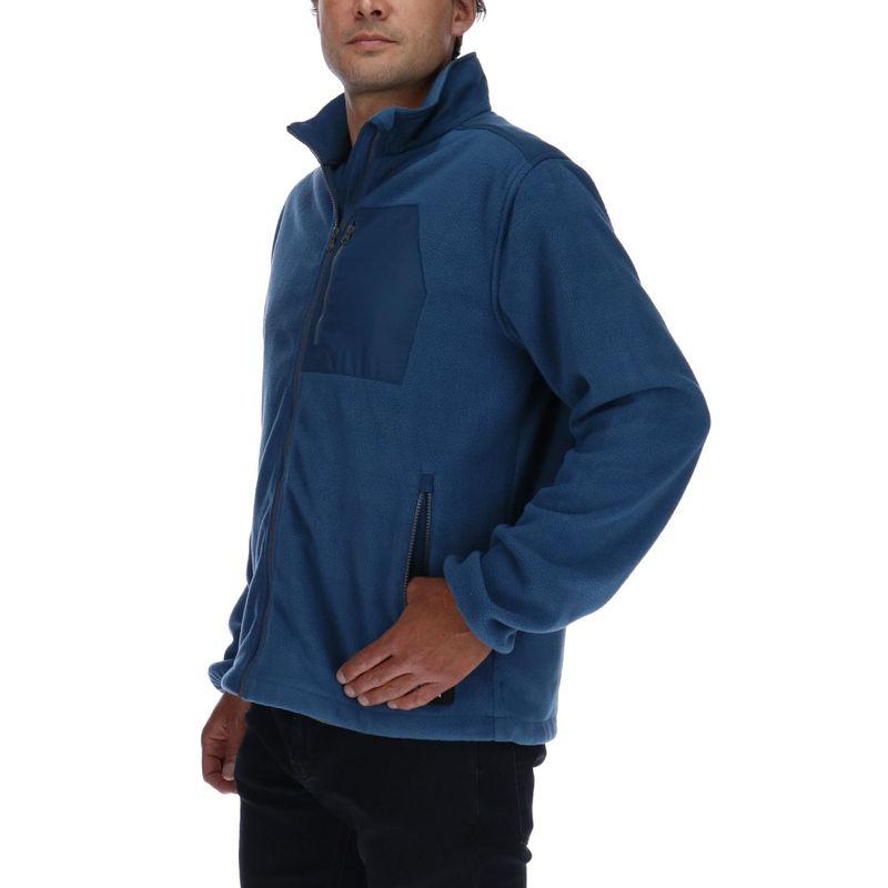 Polar-Hombre-Full-Zip-Fleece
