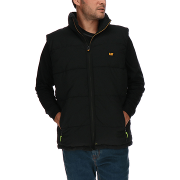 Chaqueta Hombre Quilted Insulated Ve