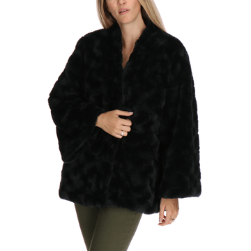 Chaqueta Mujer Sedalia Faux Fur