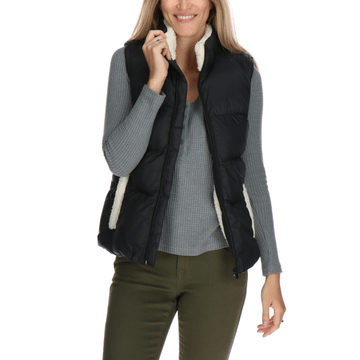 Parka Mujer Winnie Insulated Vest