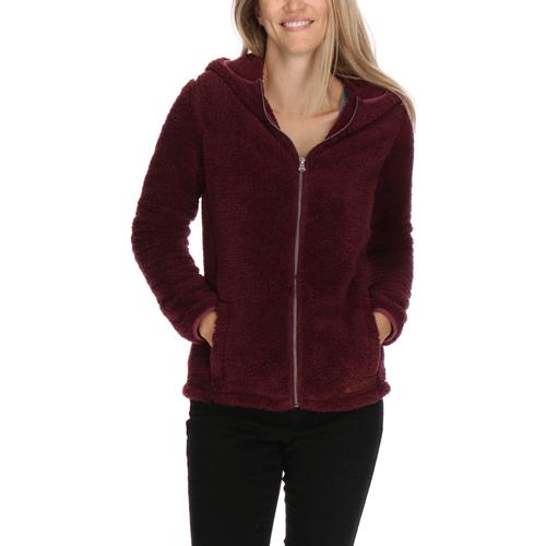 Polar Mujer Fuzzy Fleece Jacket