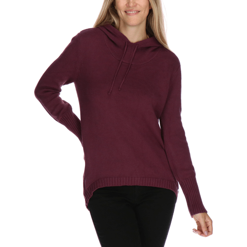 Sweater Mujer Hooded