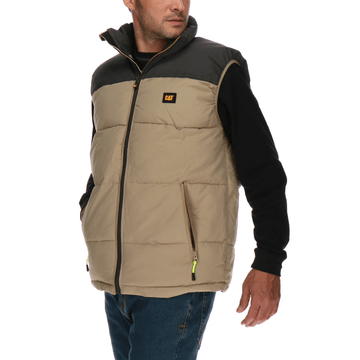 Chaqueta Hombre Quilted Insulated Vest