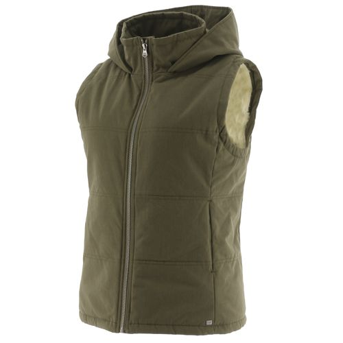 Chaqueta Mujer Fur Lined Vest