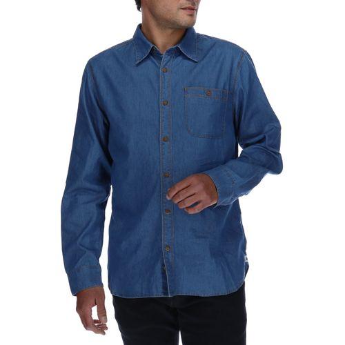 Camisa Hombre Foundation Denim