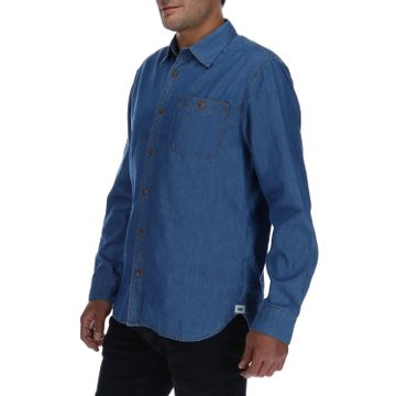 Camisa Hombre Foundation Denim