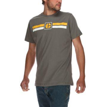 Polera Hombre Code Stripe