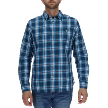 Camisa Hombre Foundation Plaid
