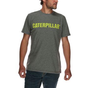 Polera Hombre Slim Fit Caterpillar Logo