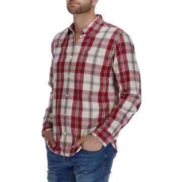 Camisa Hombre Foundation Plaid