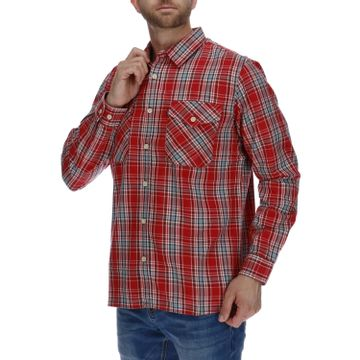 Camisa Hombre Low Country Western Plaid