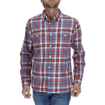 Camisa Manga Larga Hombre Foundation Flannel