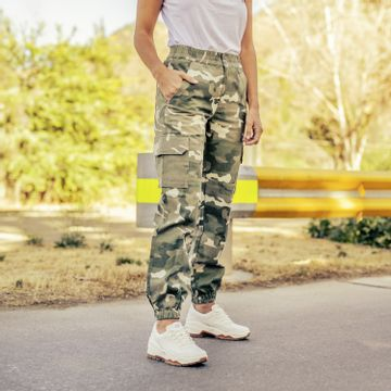 Pantalón Mujer Belinda Jogger