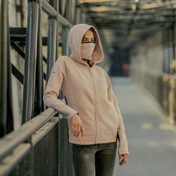 Polerón Mujer Flip Mask Hooded Sweatshirt
