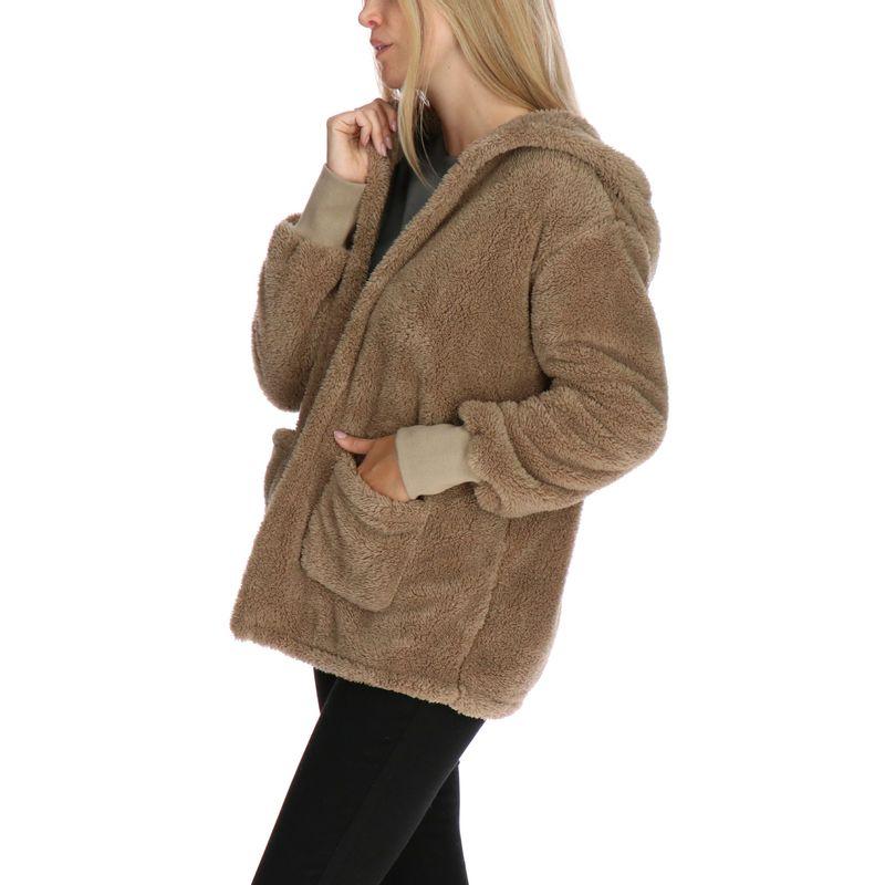 Polar-Mujer-Marina-Kimono-Fleece