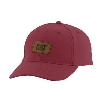 Jockey Mujer Logo Leather Patch Hat