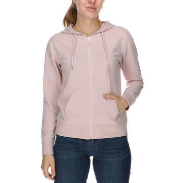 Polerón Mujer Foundation Logo Zip Sweatshirt