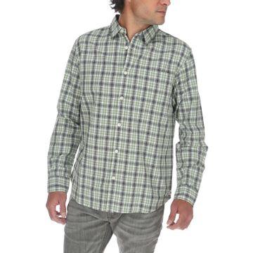 Camisa Hombre Plaid L/S Shirt
